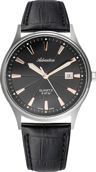 Мужские часы Adriatica A1171.42R4Q