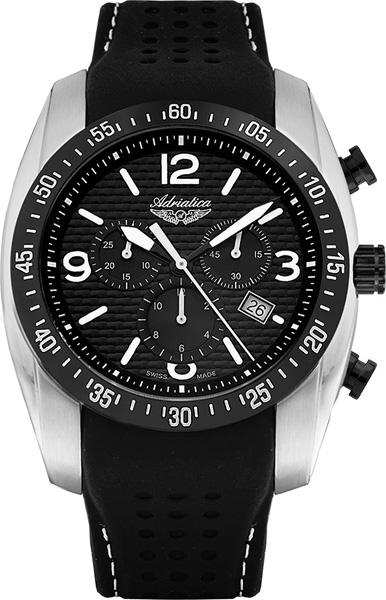 где купить Мужские часы Adriatica A1181.Y254CH по лучшей цене