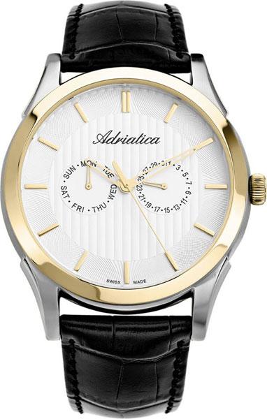 Мужские часы Adriatica A1191.2213QF