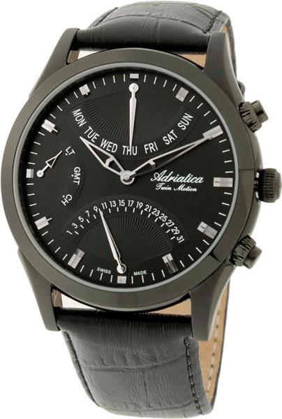 где купить Мужские часы Adriatica A1191.B214CH по лучшей цене