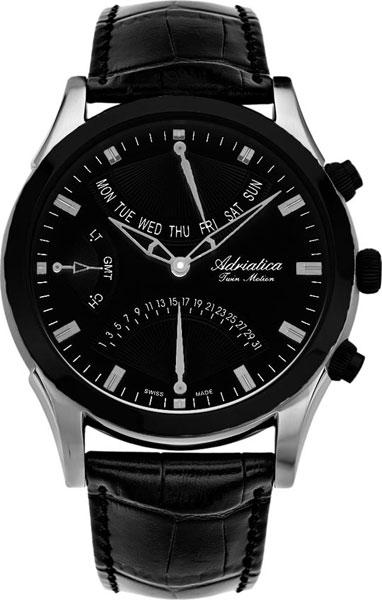 где купить Мужские часы Adriatica A1191.Y214CH по лучшей цене