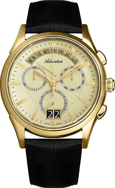 Мужские часы Adriatica A1193.1211CH