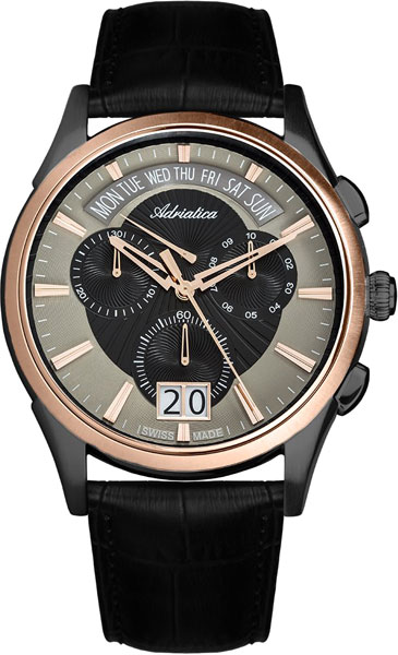 где купить  Мужские часы Adriatica A1193.K214CH  по лучшей цене