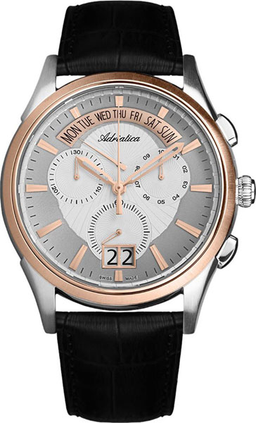 Мужские часы Adriatica A1193.R213CH adriatica a1193 k214ch