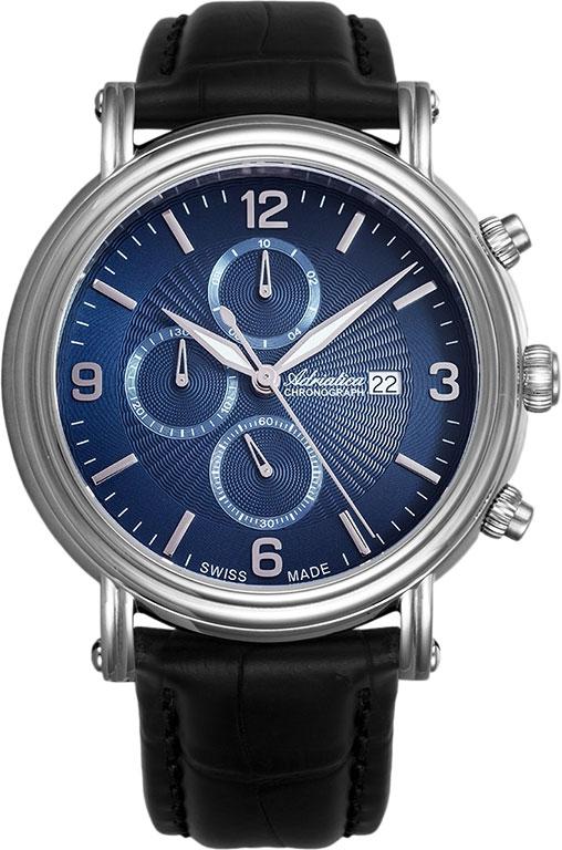 Наручные часы Adriatica A1194.5255CH — купить в интернет-магазине AllTime.ru по лучшей цене, фото, характеристики, инструкция, описание