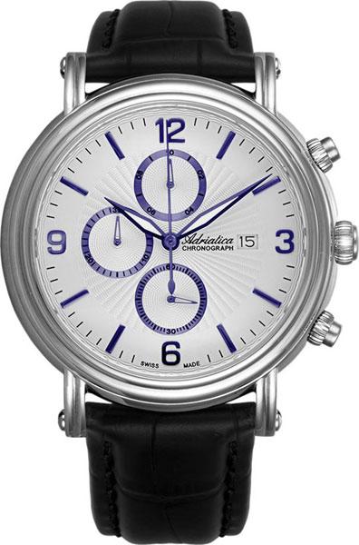 Мужские часы Adriatica A1194.52B3CH
