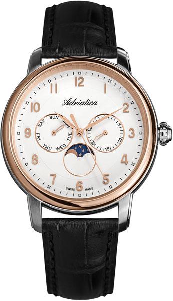 где купить  Мужские часы Adriatica A1197.R223QF  по лучшей цене