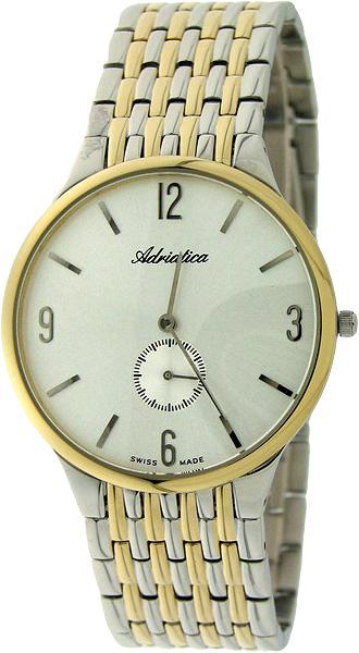 лучшая цена Мужские часы Adriatica A1229.2153Q
