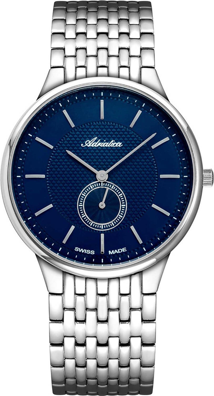 Мужские часы Adriatica A1229.5115Q Adriatica   фото