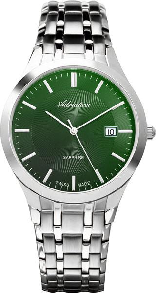 цена Мужские часы Adriatica A1236.5110Q онлайн в 2017 году
