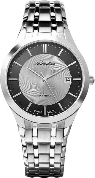 Фото - Мужские часы Adriatica A1236.5116Q бензиновая виброплита калибр бвп 13 5500в