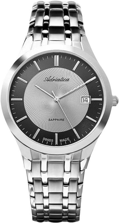 лучшая цена Мужские часы Adriatica A1236.511TQ