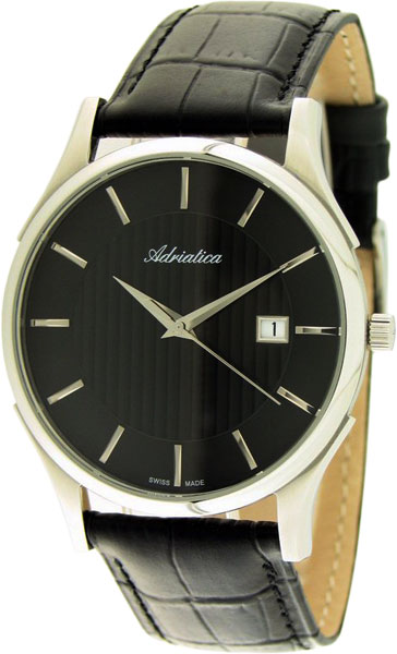 цена Мужские часы Adriatica A1246.5214Q онлайн в 2017 году