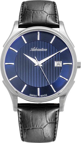 купить Мужские часы Adriatica A1246.5215Q по цене 9900 рублей