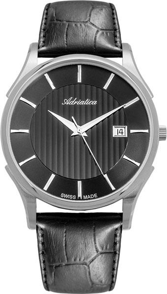 лучшая цена Мужские часы Adriatica A1246.5216Q