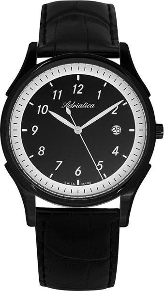 Мужские часы Adriatica A1246.B224Q цена и фото