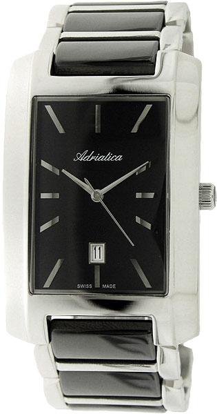 Мужские часы Adriatica A1248.E114Q adriatica a3149 e114q