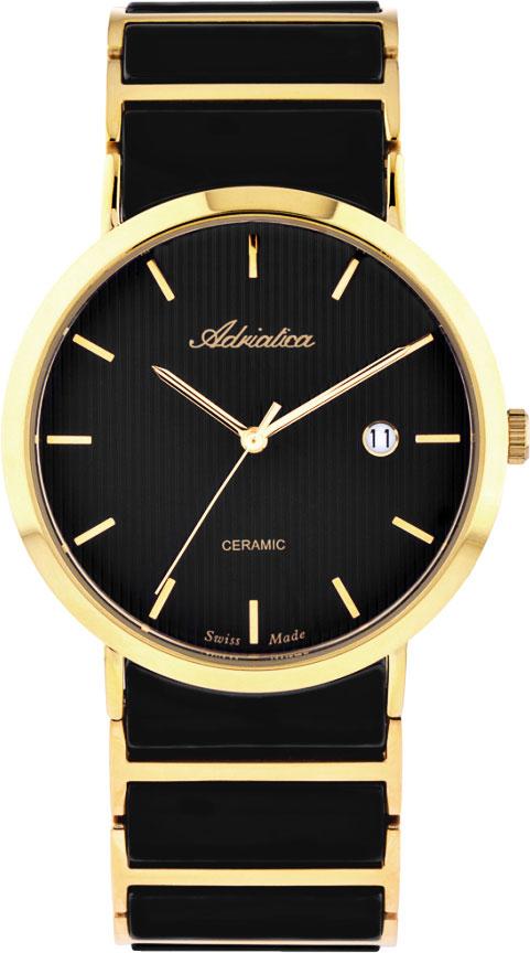 Мужские часы Adriatica A1255.F114Q adriatica a3650 f114q