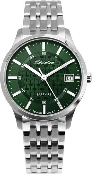 Мужские часы Adriatica A1256.5110Q все цены