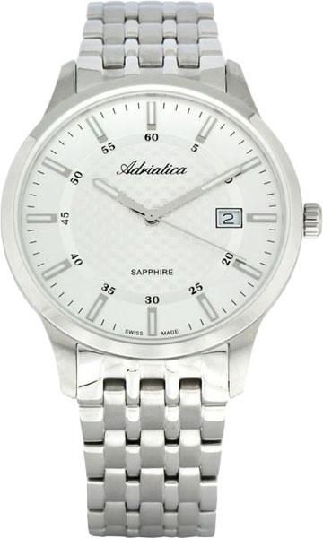 лучшая цена Мужские часы Adriatica A1256.5113Q