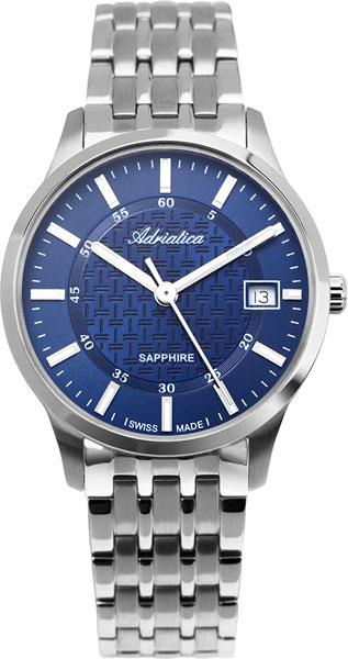 лучшая цена Мужские часы Adriatica A1256.5115Q