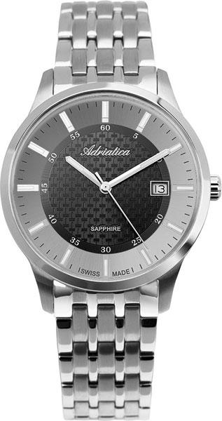 Фото - Мужские часы Adriatica A1256.5116Q2 мужские часы adriatica a1284 5163q