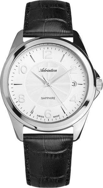 где купить Мужские часы Adriatica A1265.5253Q по лучшей цене