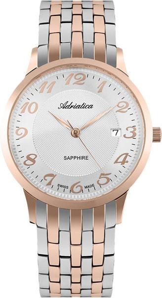 Мужские часы Adriatica A1268.R123Q adriatica a1268 1123q adriatica