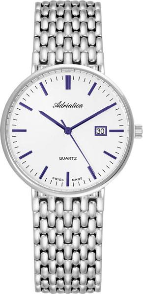 цена Мужские часы Adriatica A1270.51B3Q онлайн в 2017 году