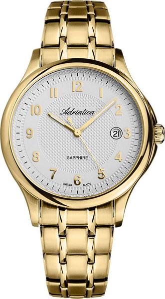 Мужские часы Adriatica A1272.1123Q цена и фото