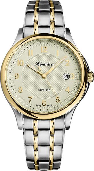 Мужские часы Adriatica A1272.2121Q цена и фото
