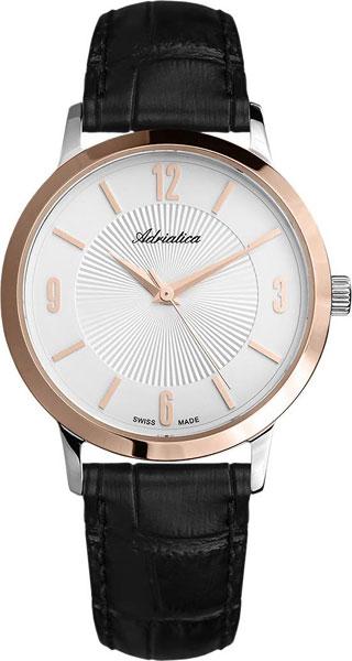 Мужские часы Adriatica A1273.R253Q женские часы adriatica a3173 r253q