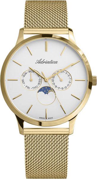 цена Мужские часы Adriatica A1274.1113QF онлайн в 2017 году