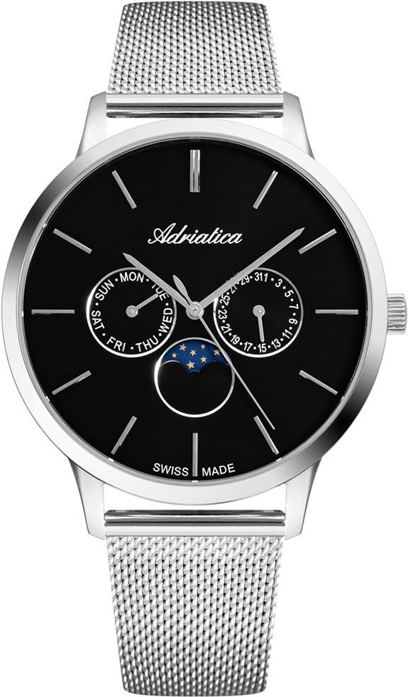 Мужские часы Adriatica A1274.5114QF Adriatica   фото