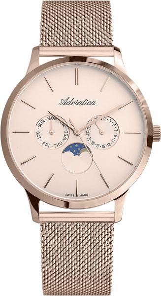 Фото - Мужские часы Adriatica A1274.9119QF бензиновая виброплита калибр бвп 13 5500в