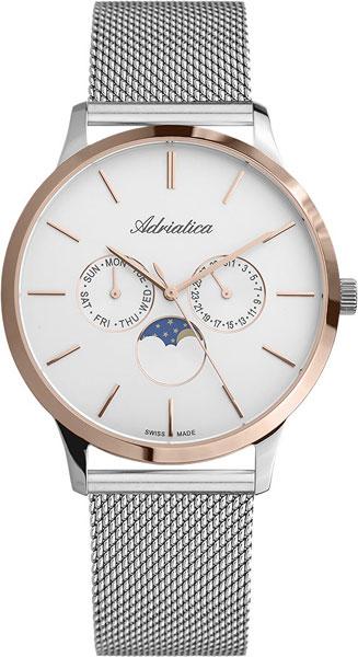 цена Мужские часы Adriatica A1274.R113QF онлайн в 2017 году