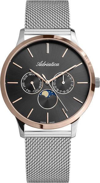 Мужские часы Adriatica A1274.R114QF все цены