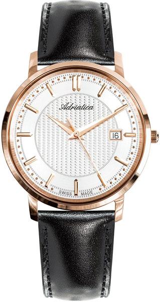 Фото - Мужские часы Adriatica A1277.9213Q бензиновая виброплита калибр бвп 13 5500в