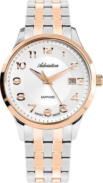 Мужские часы Adriatica A1278.R123Q цены