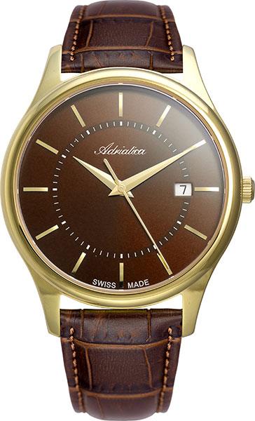 цена Мужские часы Adriatica A1279.121GQ онлайн в 2017 году