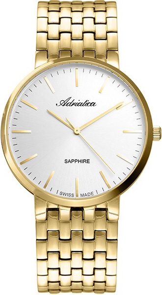 Фото - Мужские часы Adriatica A1281.1113Q мужские часы adriatica a1284 5163q
