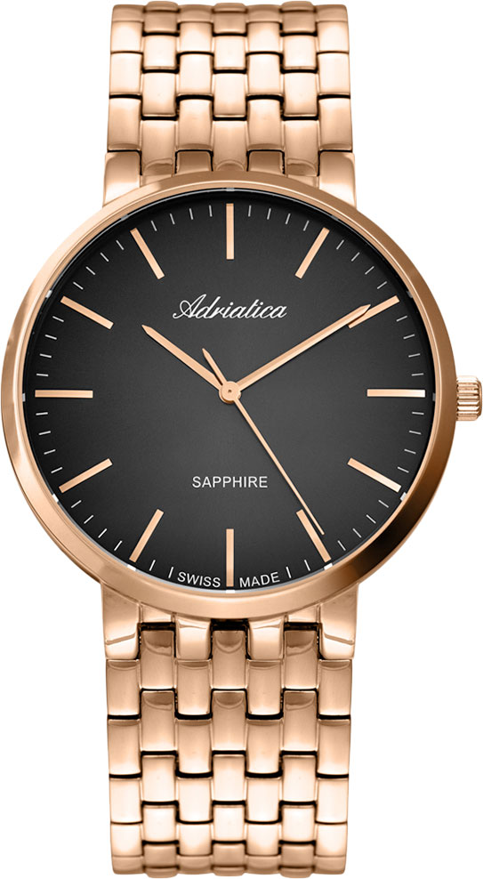 Мужские часы Adriatica A1281.9116Q