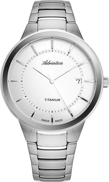 Мужские часы Adriatica A1282.4113Q все цены