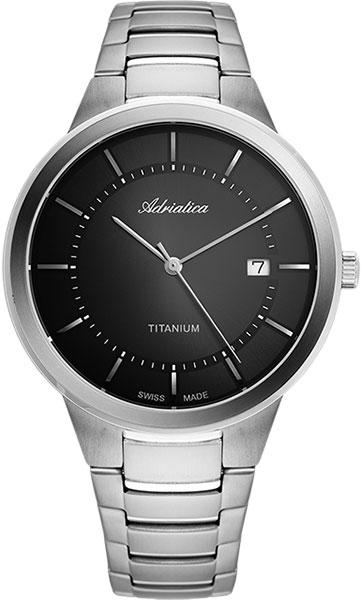 цена Мужские часы Adriatica A1282.4116Q онлайн в 2017 году