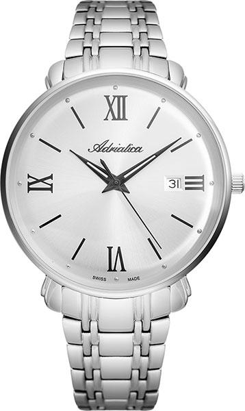 лучшая цена Мужские часы Adriatica A1284.5163Q