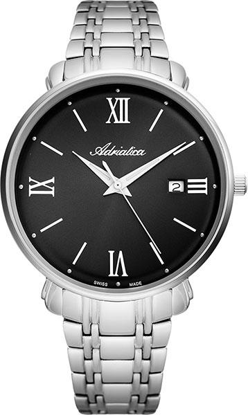 цена Мужские часы Adriatica A1284.5164Q онлайн в 2017 году