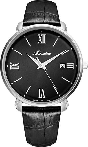 цена Мужские часы Adriatica A1284.5264Q онлайн в 2017 году
