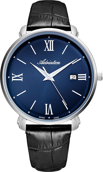 лучшая цена Мужские часы Adriatica A1284.5265Q