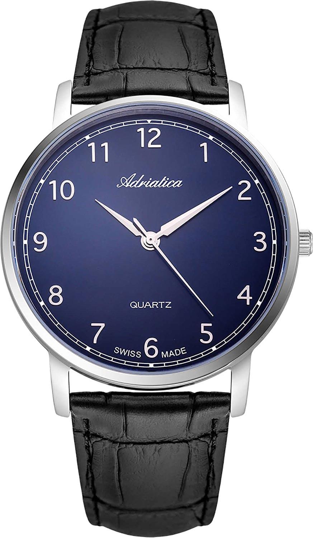 Фото - Мужские часы Adriatica A1287.5225Q мужские часы adriatica a1284 5163q