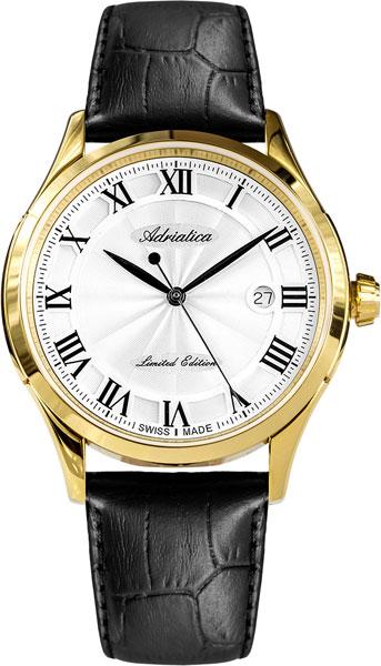где купить Мужские часы Adriatica A1984.1233A по лучшей цене